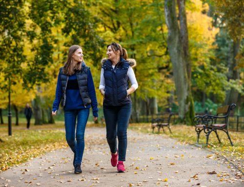 Dlaczego warto regularnie spacerować?